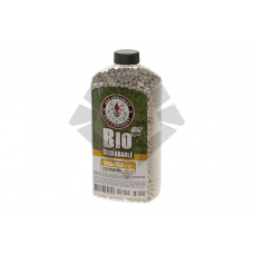 G&G Bio Degradable BB's Bottle of 5600 x 0,25g - White