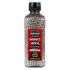 Valken 0,20g Bio BBs - 2500rnds