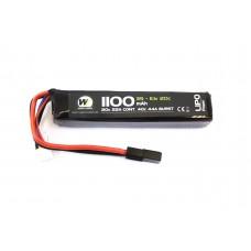Nuprol 11,1V Lipo 1200mAh 20c - Slim Stick Type
