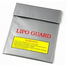 Pirate Arms LiPo Safe Charging Bag