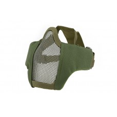 Mesh Mask With Fabric Side - OD