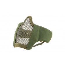 Mesh Mask With Fabric Side - OD FAST HELM MOUNT