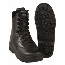 Mil-Tec Tactical Boots Waterproof - Zwart