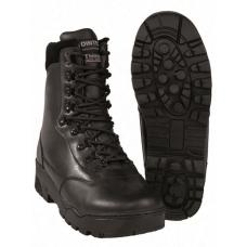 Mil-Tec Tactical Boots Waterproof - Zwart