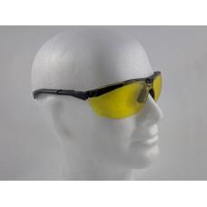TTD Italia EBMS Anti Fog Veiligheidsbril - Geel