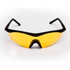 TTD Italia Anti Fog Veiligheidsbril  - Yellow