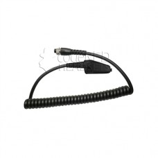 Code Red Headsets MRC-K2 Replacement Modular Cord for multi-pin Kenwood Radios