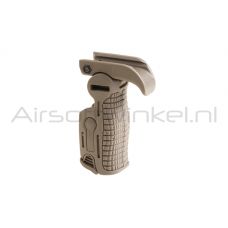 FMA AB163 Foldable Grip - Dark Earth