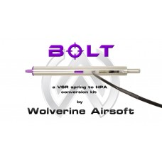 Wolverine HPA BOLT for VSR Snipers - With Cylinder