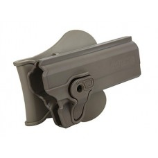 Cytac 1911 Paddle Roto Holster Coyote - RH