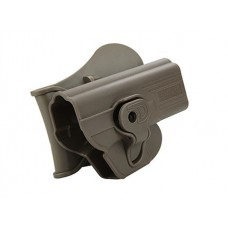 Cytac G19 Paddle Roto Holster Coyote - RH