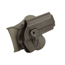 Cytac Beretta 92 Paddle Roto Holster Coyote - RH
