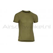 Under Armour Tactical HeatGear Compression Tee - OD