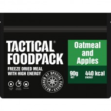 Tactical Foodpack - Oatmeal and Apples