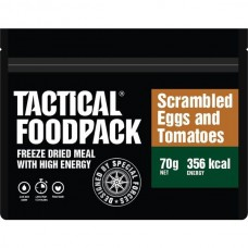 Tactical Foodpack - Scrambled eggs with tomatoes & herbs