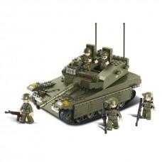 Sluban Tank M38 B0305 Style3