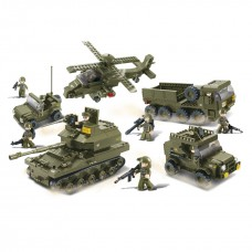 Sluban Army Set M38 B0311