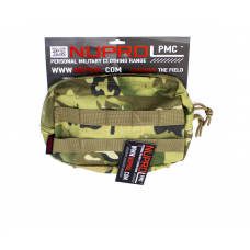 Nuprol PMC Medium Utility Pouch - MultiCam