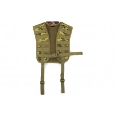 Nuprol PMC Molle Harness - MultiCam