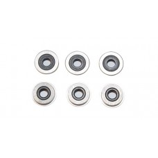 Lonex 8mm Double Grouved Bearings
