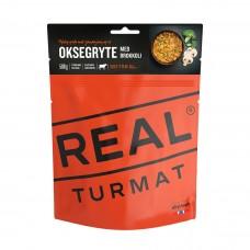 Real Turmat Field Meal - Beef stew Broccoli
