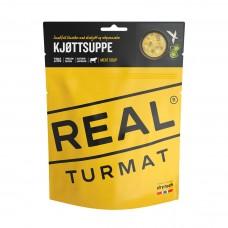 Real Turmat Field Meal - Meat Soup
