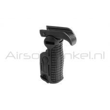 FMA AB163 Foldable Grip - Zwart