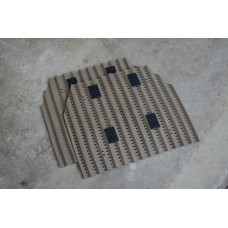 Pre-Order TacVent Body Armour Ventilation Plate - Duo Pack FDE