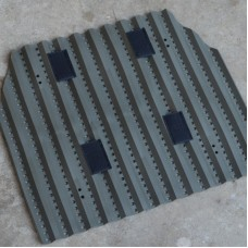 Pre-Order TacVent Body Armour Ventilation Plate - Single OD