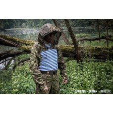 Viper Hood Hybrid Series Long Sleeve - Multicam Tropic