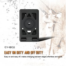 Cytac Tactical Belt Clip - Zwart