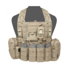 Warrior Assault Systems Elite Ops 901 Chestrig - Coyote