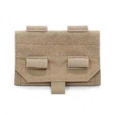 Warrior Assault Systems Forward Opening Admin Pouch - Coyote