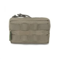 Warrior Assault Systems Elite Ops Small Horizontal Molle Pouch - Ranger Green