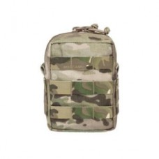 Warrior Assault Systems Small Molle Utility Pouch - Multicam