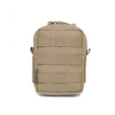 Warrior Assault Systems Small Molle Utility Pouch - Coyote