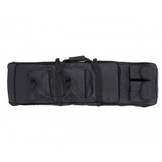 Double Rifle Gun Bag 120cm - Black