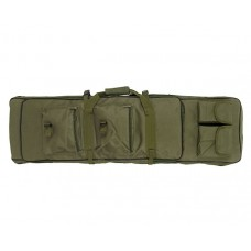 Double Rifle Gun Bag 96cm - Olive Drab
