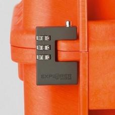 Explorer Cases Code Lock