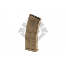 G&G M4 Midcap Mag 120rds - Tan