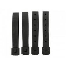 Molle straps - Zwart