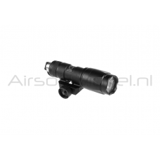 Night Evolution M300A Mini Scout Weaponlight - zwart