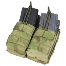 Condor Double Stacker Open-Top M4 Pouch -A-TACS FG