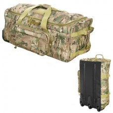 Weekendtas/-trolley - Multicam